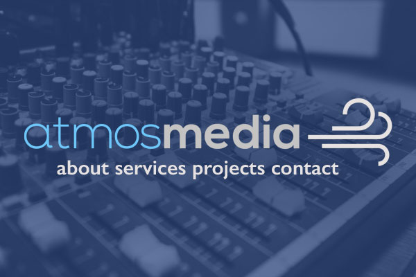 atmos.media – Rowdy Ferret Design