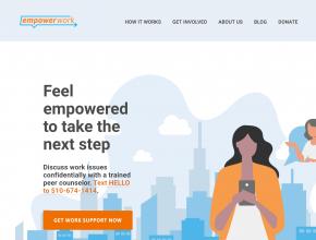 affordable webste design for an organization