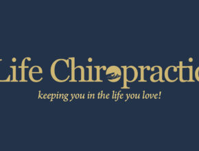 logo oakland business card design chiropractor