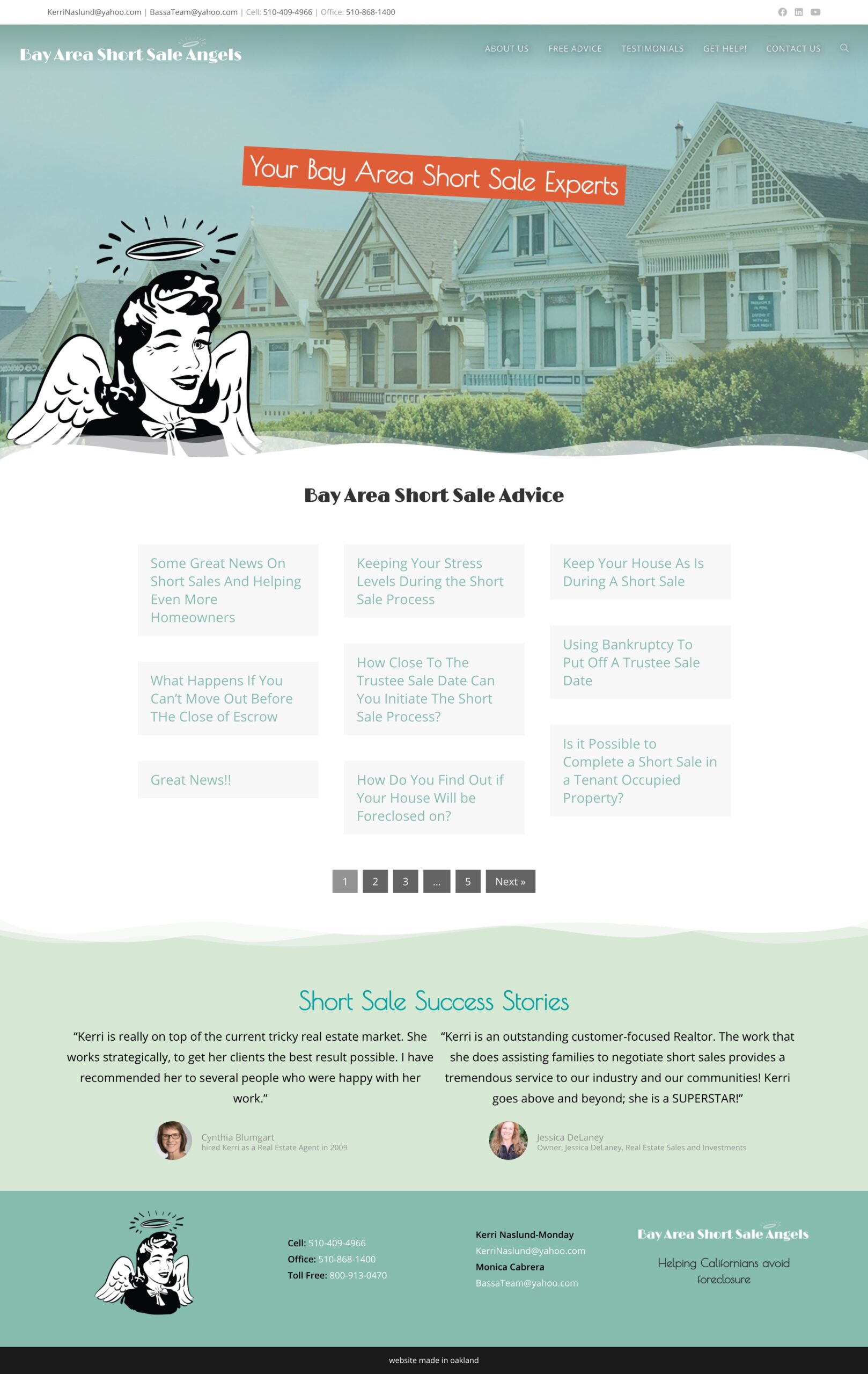 real estate web design oakland 1 scaled