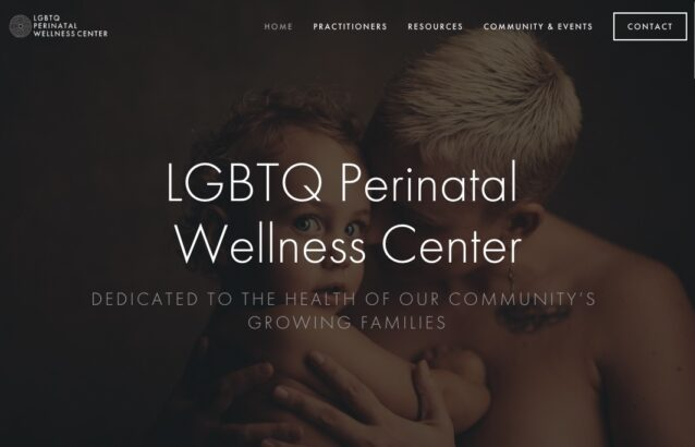 wellness center web design cheap oakland